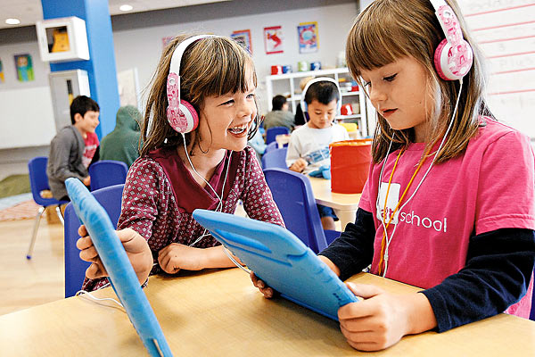 AltSchool的課程特色是依照學生的個人興趣及強項而設計,而非按年齡強制學生在既定歲數或時間學習預先設計的知識。